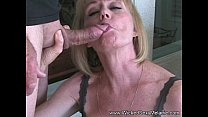 Amateur GILF Plays With Granny Pussy thumb