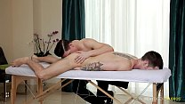 Erotic Big Dick Massage Fucking For Sexy Muscle Hunk