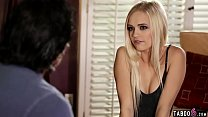 His teen stepdaughter Alex Grey is no longer a virgin