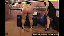 Her Big Round Juicy Ass Gets Spanked-1 thumb