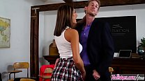 Twistys - Study Hall Slut - August Ames Preview