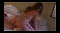 HOT brunette slut Tori Black begs to be fucked by her husband pornhub video