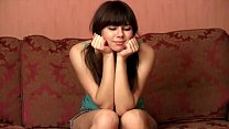 Russian real innocent teen Deniska is casting for you.. First time nude! The hymen performance!