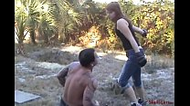 Red's First Beatdown - b. Outdoor Beating