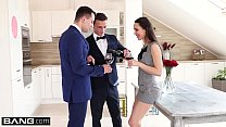 Glamkore - Lilu Moon gets a dp with her husband & friend preview image