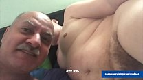 Horny Daddy Serviced by His Boi