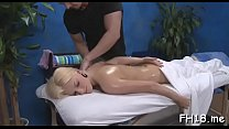 Lovely busty blonde babe Haley Cummings blows dong ready for sex