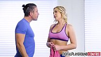 DigitalPlayground - Downward Dog Blair Williams Mick Blue thumbnail