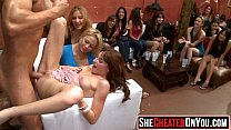 57 Awesome orgy at club with hot bitches! 27