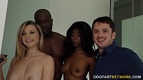 Daizy Cooper & Carolina Sweets Interracial - Cu... Thumbnail