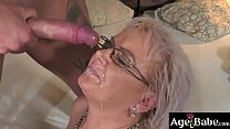 Granny Elvira gets back at John Price making him want her more