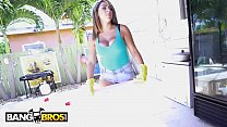 BANGBROS - My Dirty Maid Valentina Jewels Has A Big Latin Ass! [하녀 메이드 maid]