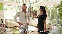 PUREMATURE Busty MILF Real Estate agent POUNDED preview image