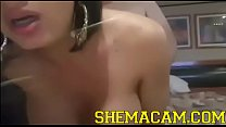10135 sensual tranny fucked hard in doggy style - shemacam.com preview