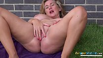 EuropeMaturE Compilation of Mature Toying Solos