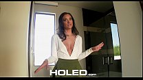 Screenshot HOLED - Buye r inspects Realtor Gia Paige perfec...
