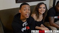 Free download video bokep Lil D, Rome Major, and Naudi Nala Interview before having a Threesome