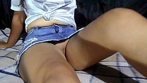 MY GIRLFRIEND DOESN'T LIKE TO WEAR BRIEFS UNDER THE SKIRT, I WARNED HER THAT I WOULD UPLOAD IT TO XVIDEOS IF IT DIDN'T WEAR BRIEFS AND IT WAS WORTH HER SO HERE IS THE VIDEO