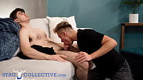 Straight Guy Nervous To Fuck Latino Twink - StagCollective