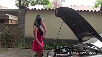 HARMONY VISION Brazilian hottie needs a ride back's Thumb