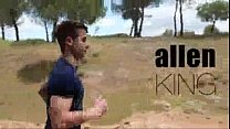 Allen King sediento de verga