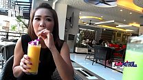 Thick Thai girl agrees to be barebacked thumbnail