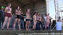 hot girls getting buck fucking naked at the abate of iowa biker rally this year thumbnail