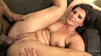 Mature with big ass hardcore fucked by big blac...