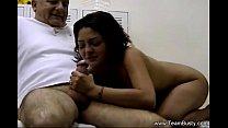 Daughter Massages Father Then Blowjob Thumbnail