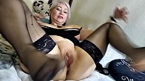Gaping pussy of my mature milf sexwife... Envy, guys! ))