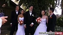 DigitalPlayground - Wedding Belles Scene 2 (Casey Calvert, Brandon Ashton)