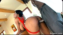 Big Black Ass Anal Heaven's Thumb