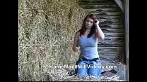A mature farmer's wife will do fucked in farm