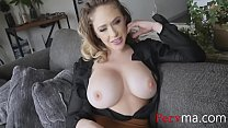 Making Sure MOM Her Pussy Fucked EVERYDAY- Kagney Linn Karter
