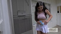 Asian Teen with Perfect Boobs Rough Online Hookup - 9Club.Top