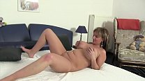 German Threesome With 2 Horny Old Matures And A