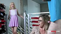 MAMA teaches her b. to fuck- Cory Chase & Jane Wilde