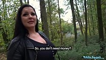 Public Agent Busty Hungarian Minx Night Time Public Suck And Fuck