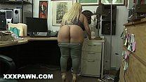 XXXPAWN - Thick Babe Nina Kayy Makes That Pawn Shop Money, Honey! (xp14882) preview image