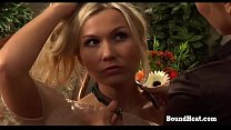 On Consignment 3: Curvy Lesbian Mistress Bounds...