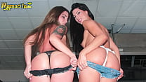 MAMACITAZ - #Alexa Tomas #Medusa - Fiery Latinas Are Going Lesbian On Their Boss's Kitchen Restaurant