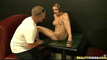 Sexy cutie gets the shit fucked out of her