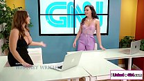Whitney fucking her co news anchor