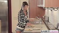 Babes - Step Mom Lessons - Kristof Cale and Gina Gerson and Kathia Nobili - Watch and Learn thumbnail