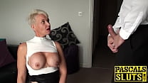 Mature British lady dominated over and fed with...'s Thumb