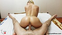 19539 MILF Slide And Riding Fuck Her Fan POV! preview