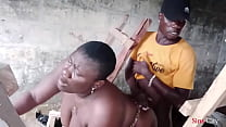 ASHAWO CARPENTER FUCKED HIS WIFE AT THE WORKSHOP