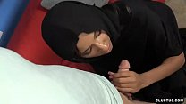 Muslim Babe Is So Horny She Forgets Her Rules - 9Club.Top