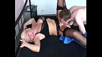 Hot German Mom fucks her Young Son for the first Time pornhub video