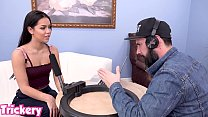 Trickery – Alina Lopez Tricked Into Sex At Asmr Voice Over Gig
